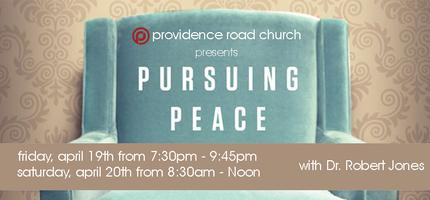 Pursuing Peace Conference