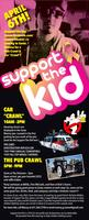 Support the Kid Classic Car Show & Pub Crawl
