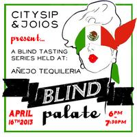 Mezcal Tasting! Blind Palate with Joios & CitySip