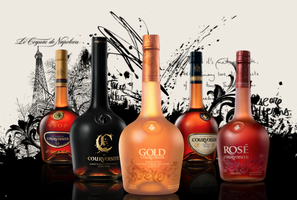 EVENT - COURVOISIER #CVOLOGY Complimentary Cocktails