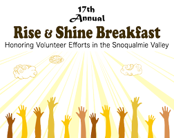 Rise & Shine Breakfast 2013