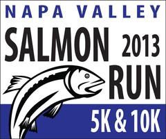 5th Annual Napa Valley 5K/10K Salmon Run