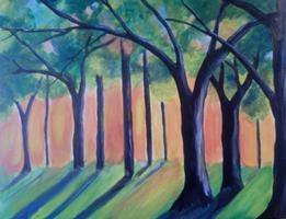 Enchanted Forest Painting Soiree
