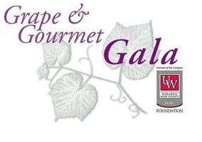 Grape and Gourmet Gala - Friends of the Campus
