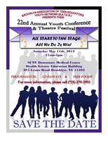 22nd Annual BATES Youth Conference & Theatre Festival