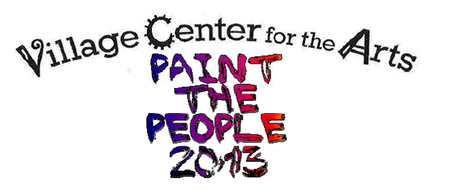 "Call to Artists!!  ""PAINT THE PEOPLE"""