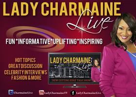 Lady Charmaine Live Television Taping