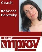 Intro To Improv with Rebecca Poretsky (#04-1790)