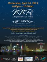 A Night with Non Profits sponsored by Saks