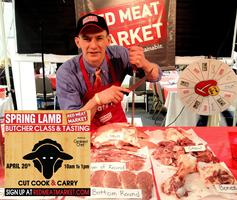 Saturdays Lamb Class is almost sold out!