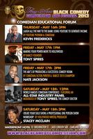 World Famous Comedian Conference featuring an All-Star...