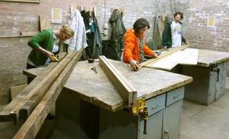 Introduction to Woodworking - 4 Week Series (5/4,...