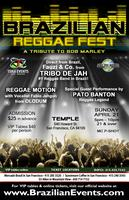 Brazilian Reggae Music Festival in San Francisco