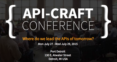 API Craft Conference 2015