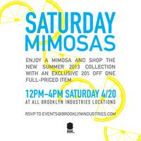 Saturday Mimosas DUMBO!