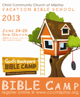 2013 CCCM - Vacation Bible School (VBS)