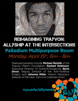 Reimagining Trayvon: Allyship at the Intersections