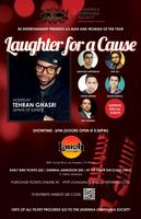Laughter for a Cause - A Fundraiser benefiting the...