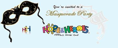 MASQUERADE CHARITY EVENT!