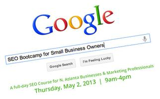 SEO Bootcamp for Small Business Owners