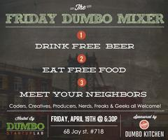 The Friday DUMBO Mixer