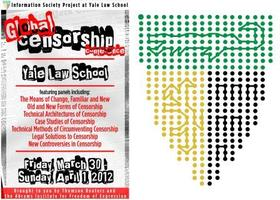Global Censorship Conference at Yale Law School