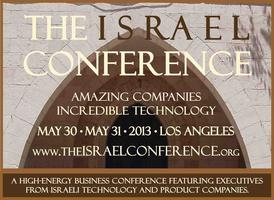 The Israel Conference 2013 - Pavilion of Companies