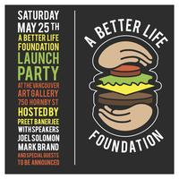 A Fresh Start - A Better Life Foundation Launch Party