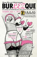 May 11, 2013 BurLEZque: An evening of tantalizing...
