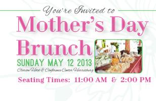 Mother's Day Brunch: RESERVATIONS STILL AVAILABLE VIA...