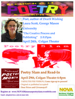NOVA Manassas Poetry Slam & Read-In