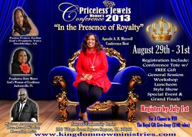 Priceless Jewels Women's Conference 2013
