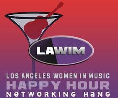 LAWIM Summer HAPPY HOUR Networking HANG!