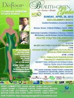 APRIL 28TH BEAUTI & GREEN GALA THE GREEN MOVEMENT