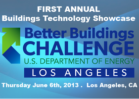 LA Better Building Challenge Technology Showcase