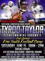 Baltimore Ravens Super Bowl Champion Tyrod Taylor 's...