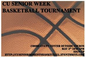 Senior Week: 3v3 Basketball Tournament