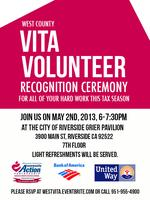 West County VITA Recognition