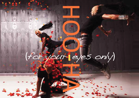 HOO-HA (for your eyes only)
