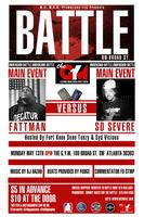 Monday Nite Main Event: BATTLE ON BROAD ST.