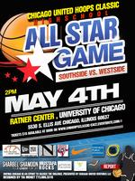 Chicago United Hoops Classic Southside vs Westside