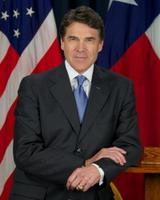 Special Session with Governor Perry
