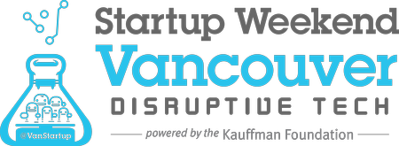 Sponsor Vancouver Startup Weekend (Disruptive Tech)...