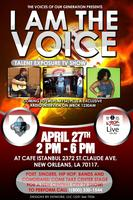 I AM THE VOICE TALENT EXPOSURE TV SHOW