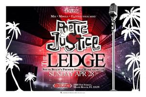 "The LEDGE Presents ""Poetic Justice"""