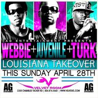 AG Entertainment Presents :: Louisiana Takeover hosted...