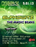 Massive Wednesdays: Elfkowitz/The Magic Beans