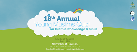 18th Annual Young Muslims Quiz Competition