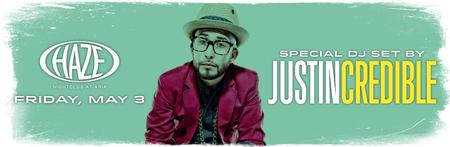 Justincredible Guest DJ Set at Industry Thursday @...