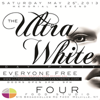 THE ULTRA WHITE DAY PARTY